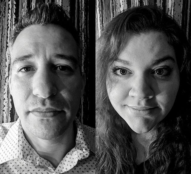 The Nautical Theme, Matt Shetler and Tesia Mallory